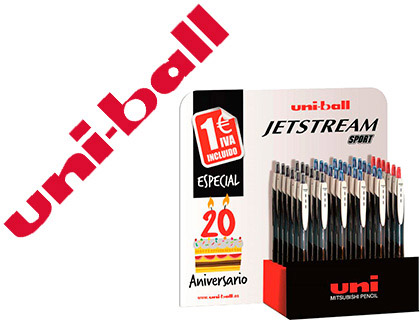 BOLIGRAFO UNI-BALL JETSTREAM SPORT ...