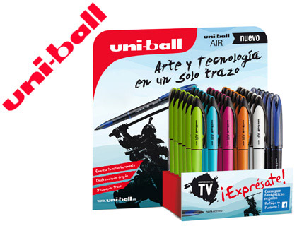 BOLIGRAFO UNI-BALL ROLLER AIR MICRO...