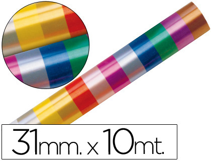 CINTA FANTASIA 10 MT X 31 MM SURTID...