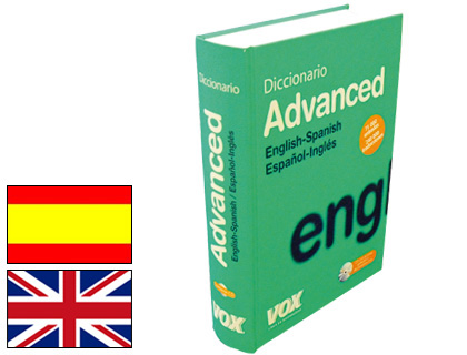 DICCIONARIO VOX ADVANCED INGLES ESP...