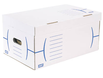 CAJON FAST-PAPERFLOW CARTON COLOR A...