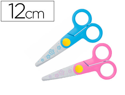 TIJERA ESCOLAR MAPED KIDI-CUT 12 CM...