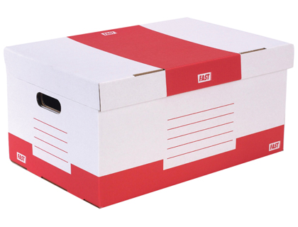 CAJON FAST-PAPERFLOW CARTON COLOR R...
