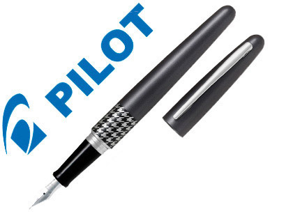 PLUMA PILOT URBAN MR RETRO POP GRIS...
