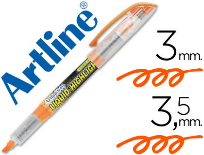 ROTULADOR ARTLINE FLUORESCENTEEK-64...