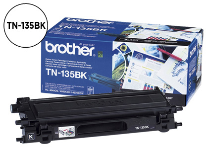 TONER BROTHER TN-135BK HL-4040CN/40...