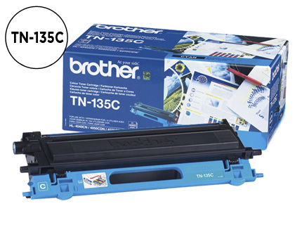 TONER BROTHER TN-135C HL-4040CN/405...