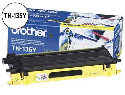TONER BROTHER TN-135Y HL-4040CN/405...