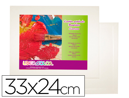CARTON ENTELADO LIDERCOLOR 4F 33X24...