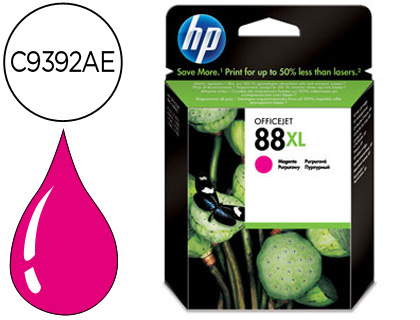 INK-JET HP 88XL MAGENTA 1.700PAG OF...