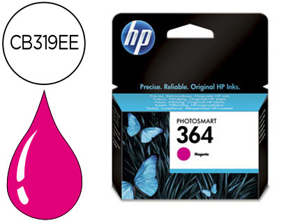 INK-JET HP 364 MAGENTA PHOTOSMART P...