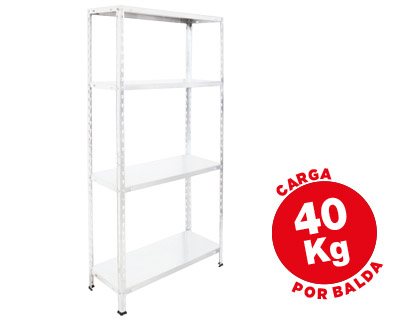 ESTANTERIA METALICA AR STORAGE150X7...