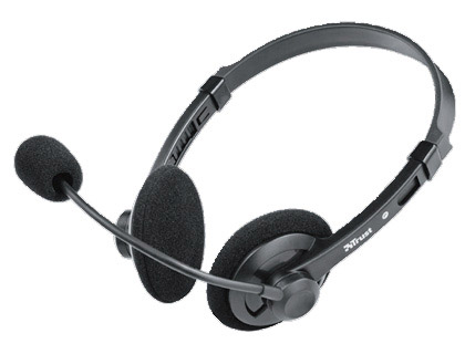 AURICULAR TRUST CHAT HEADSET LIMA C...