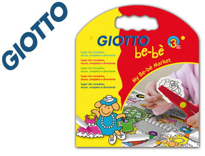 SET GIOTTO BE-BE MY BE-BE-MARKET RO...