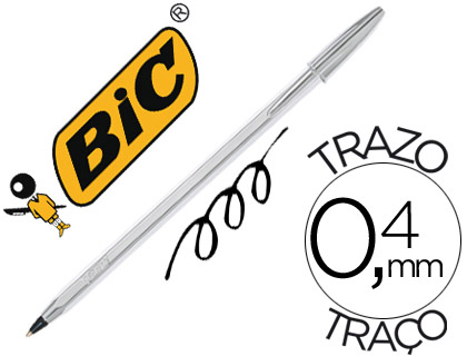 BOLIGRAFO BIC CRISTAL CELEBRATION P...