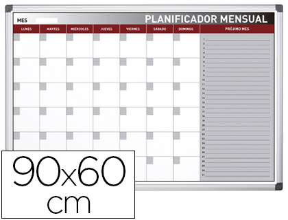 PLANNING ROCADA MENSUAL MAGNETICO R...