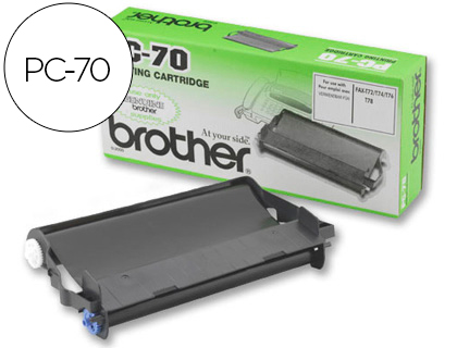 REPUESTO FAX T94/96 BROTHER CARTUCH...